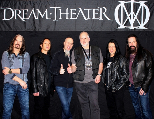 Michael and Dream Theater, Offenbach 2012